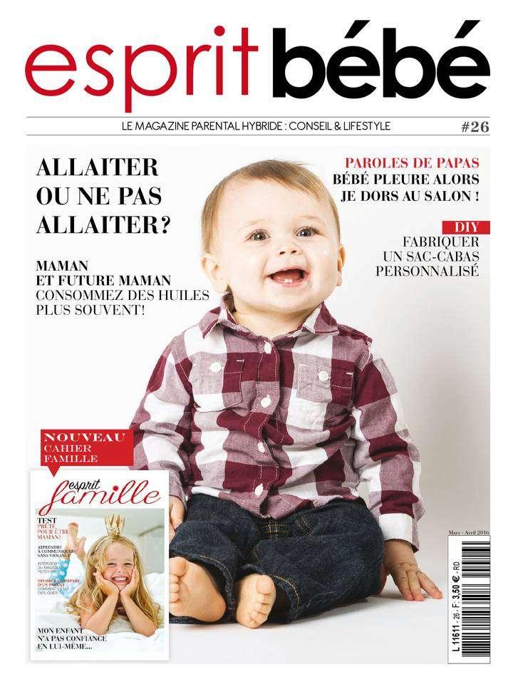 Esprit Bébé - Mars/Avril 2016