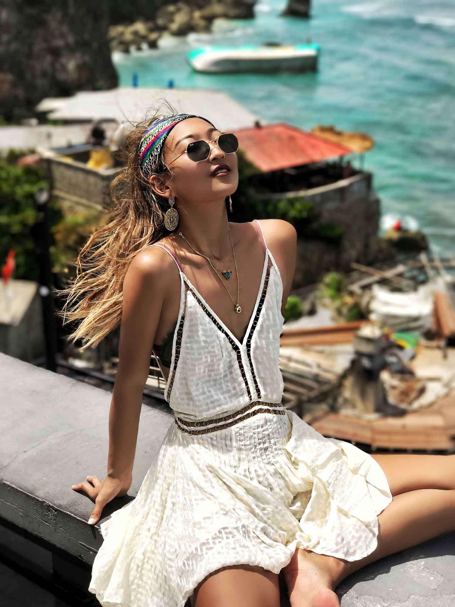 Sunglass Hut Shades of You, Magali Pascal, Bali