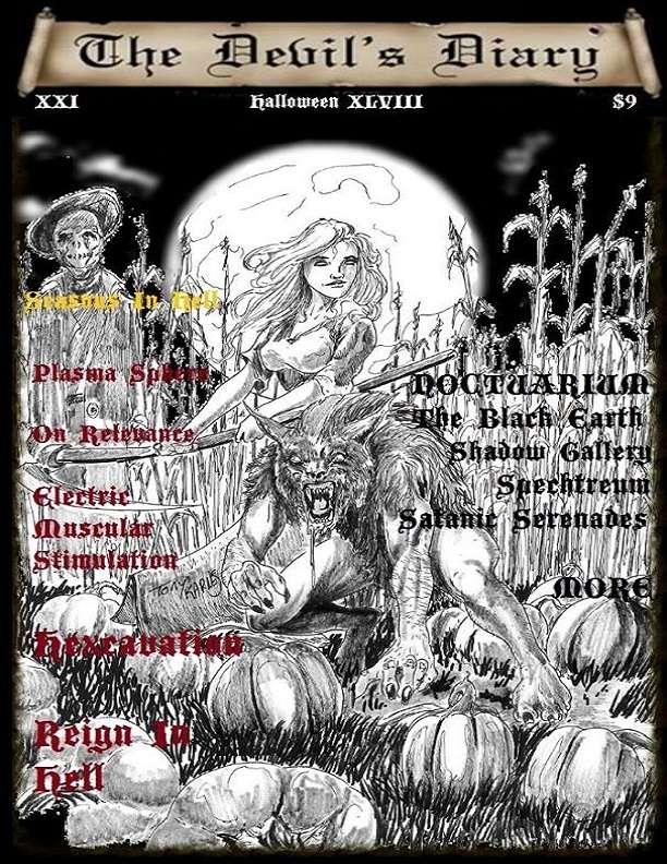 The Devil's Diary XXI: Halloween XLVIII A.S.