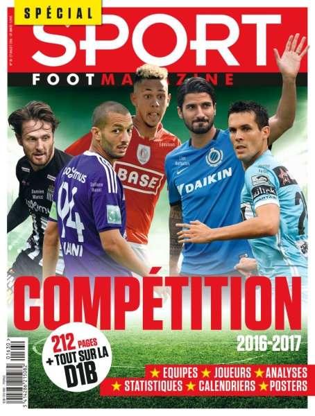 Sport/ Foot Magazine 30 du 27 Juillet 2016