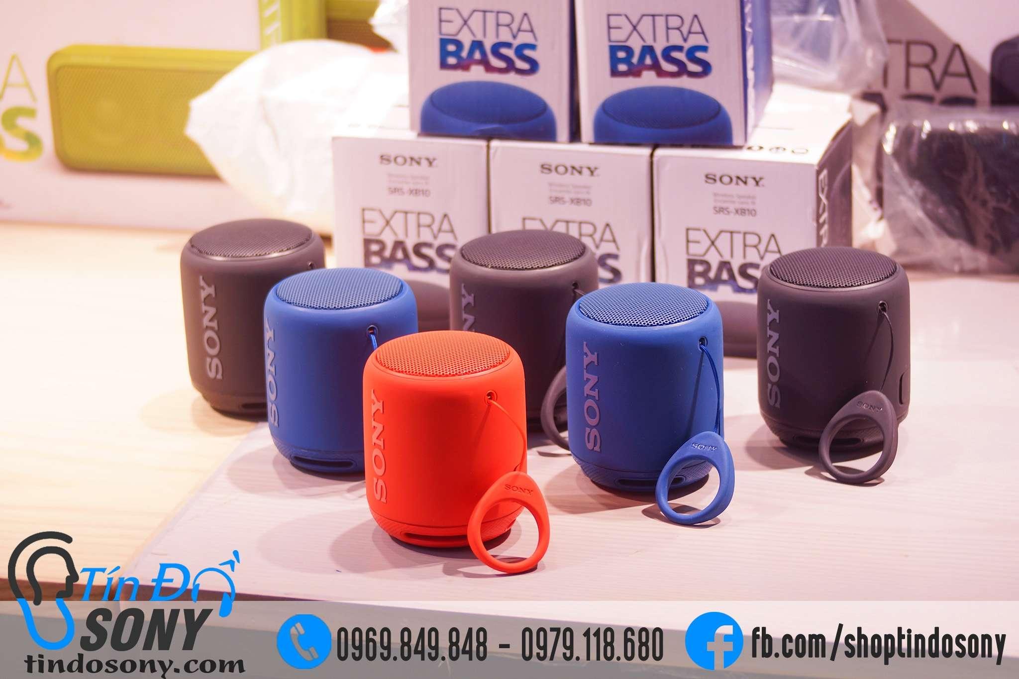 Loa Bluetooth Sony SRS-XB10 (Like New Fullbox)