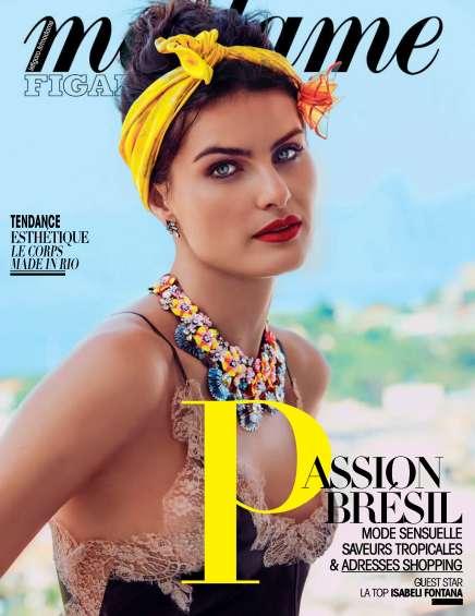 Madame Figaro - 10 Juin 2016