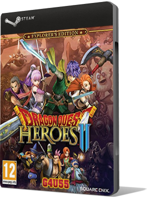 DRAGON QUEST HEROES II DOWNLOAD PC SUB ITA (2017)