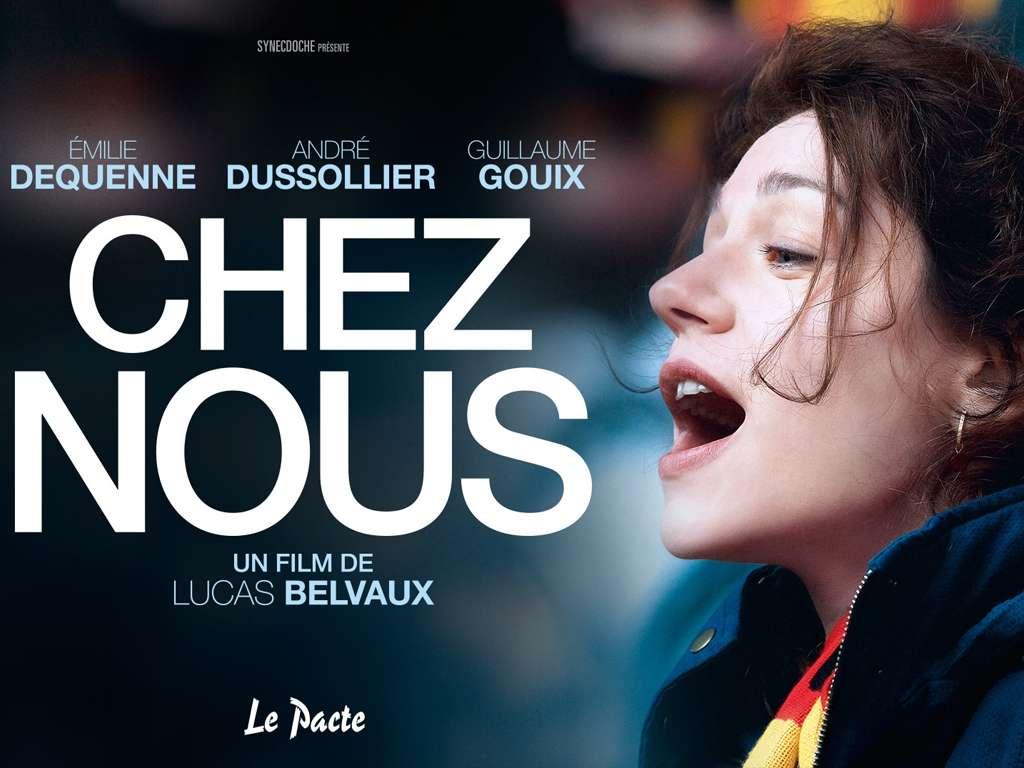 Αυτή η γη είναι δική μας (Chez Nous) Quad Poster Πόστερ