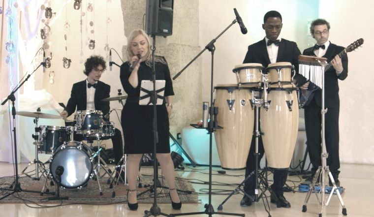 Francesca Gramegna Band