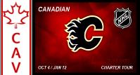 Calgary Flames Tour P1