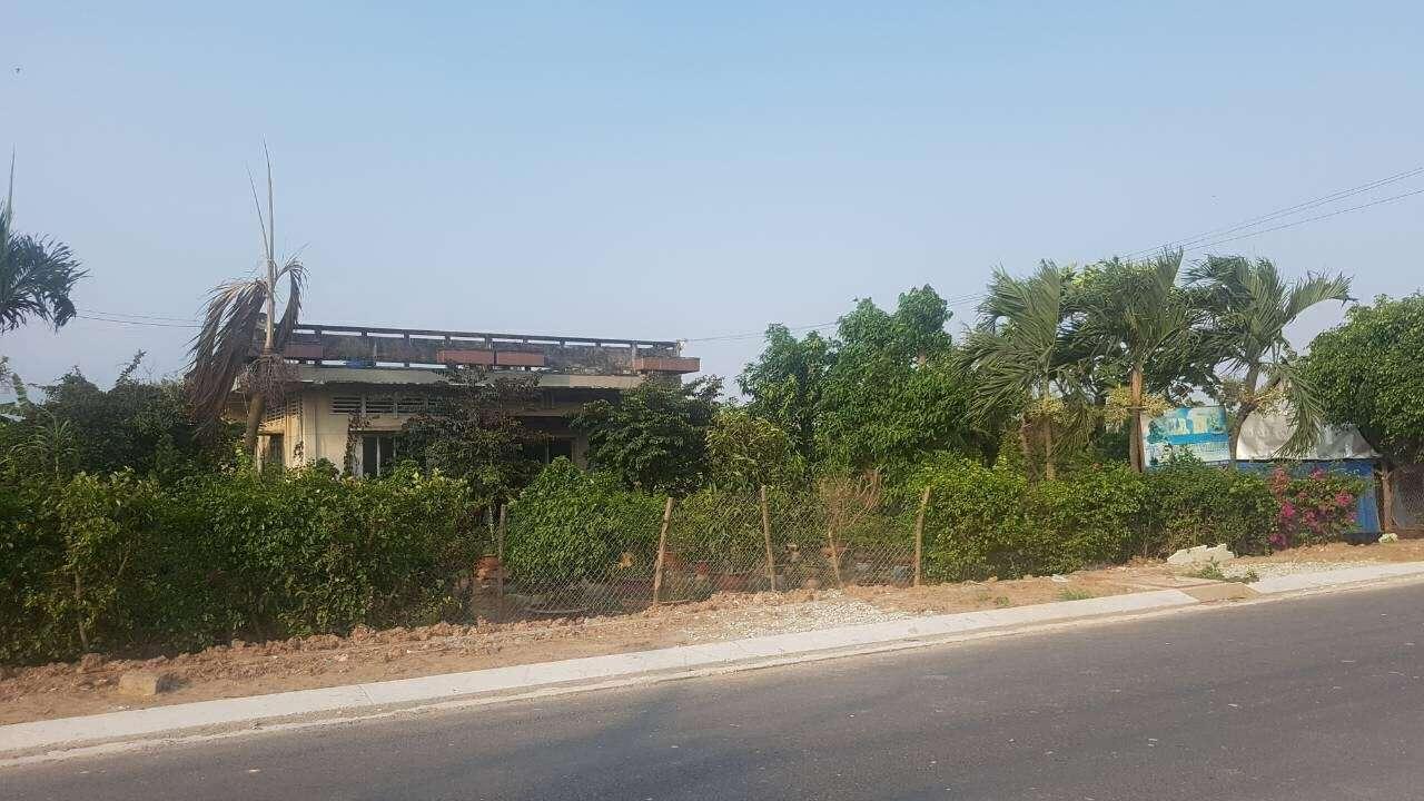 Bán lô đất nền mặt tiền Phường 7, Tp. Tuy Hòa, Phú Yên