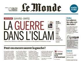 Le Monde du Dimanche 15 Lundi 16 et Mardi 17 Mai 2016