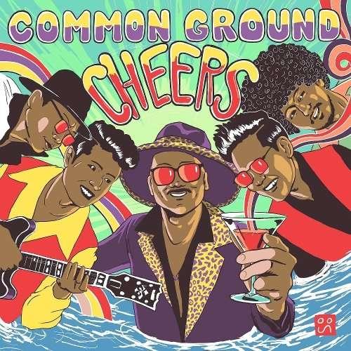 [Single] Common Ground – CHEERS (MP3)