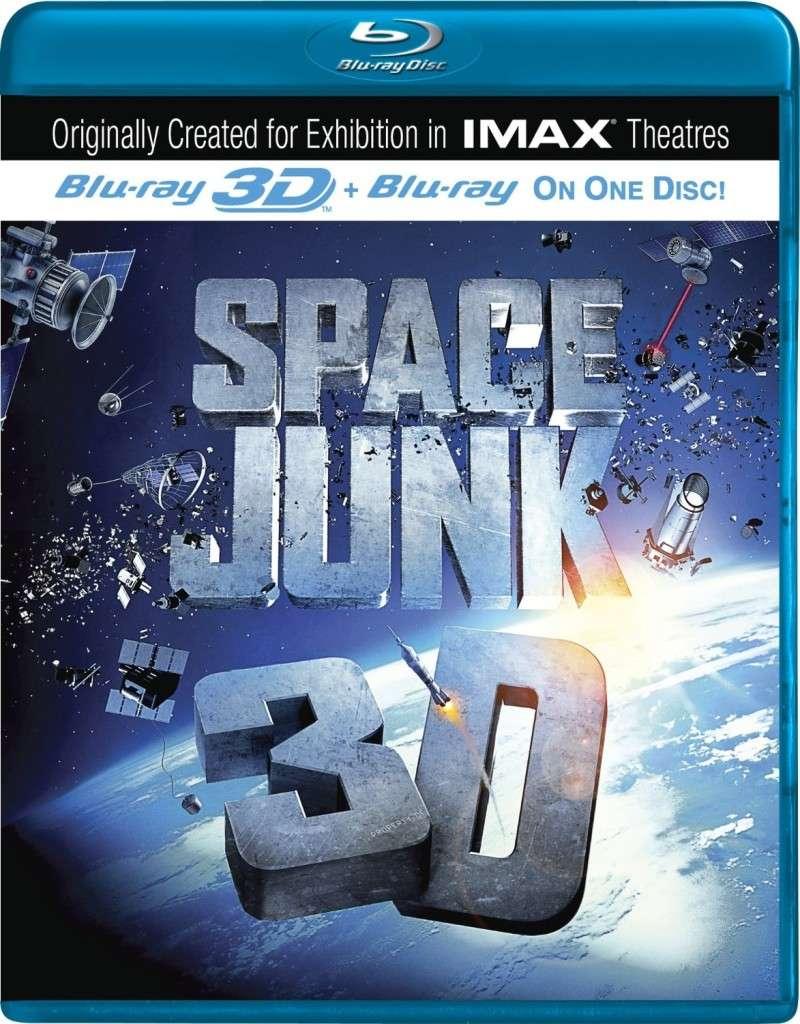 Space Junk 3D (2012) MKV 3D HALF SBS AC3 ITA DTS ENG - DDN