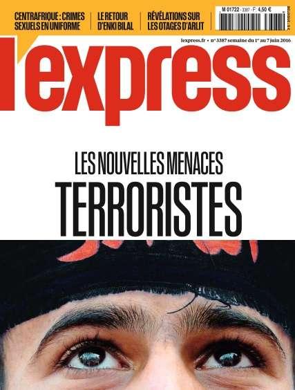 L'Express - 1 au 7 Juin 2016
