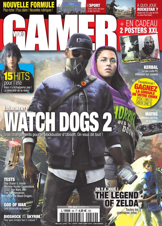 Video Gamer 44 - Eté 2016
