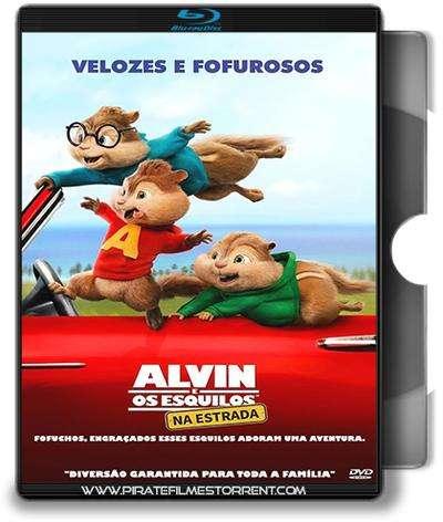 Alvin e os Esquilos – Na Estrada