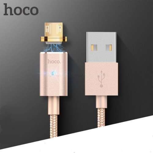 Cap sac hit nam cham tu truong USB Micro Hoco U16 chinh hang tai Monkeys