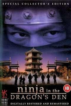 Ejderha İnindeki Ninja - 1982 Türkçe Dublaj MKV indir
