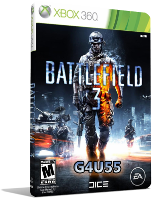 [XBOX360] Battlefield 3 (2011) - FULL ITA