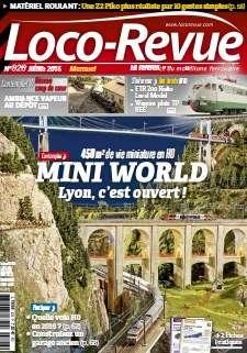 Loco-Revue - Juillet 2016