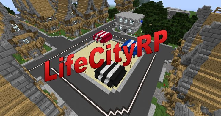 Serveur Minecraft LifeCityRP