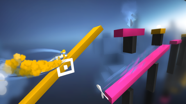 Chameleon Run - Trò chơi đầy màu sắc và độc đáo