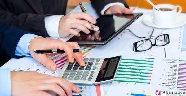 Những công việc của dịch vụ kế toán trọn gói
