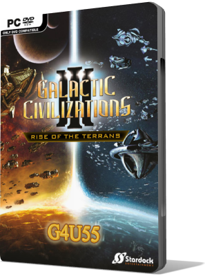 Galactic Civilizations III Rise of the Terrans DOWNLOAD PC ENG (2016)
