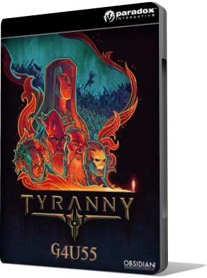 Tyranny – Update v1.0.4.0048 DOWNLOAD PC ENG (2016)