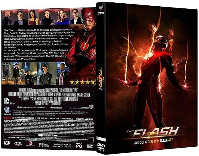 The Flash 2° temporada dublado (2015)