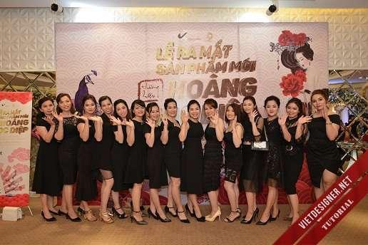 Le Ra Mat San Pham Moi Thuong Hieu Hoang Ngoc Diep