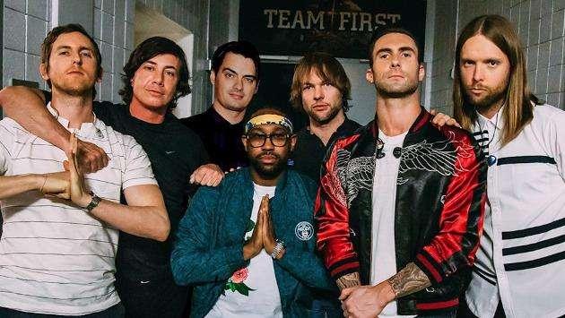 Maroon 5 Concerts