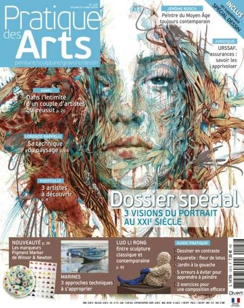 Pratique des Arts 128 - Juillet 2016