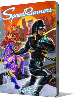 [PC] SpeedRunners - Civil Dispute (2018) - SUB ITA