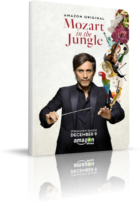 Mozart in the Jungle - Stagione 3 (2017) [10/10] .mkv WEBMux 1080p & 720p ITA ENG Subs