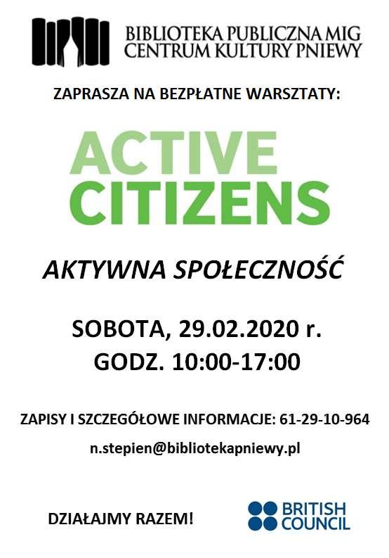 Warsztaty dla aktywnych