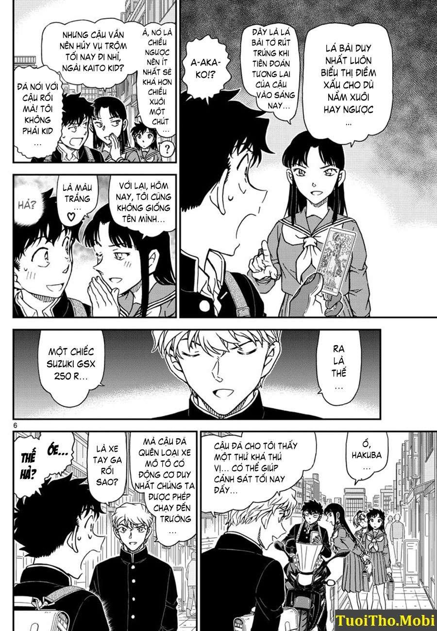 đọc truyện Magic Kaito chap 34 trang 6