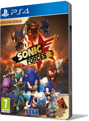 [PS4] Sonic Forces (2017) - FULL ITA