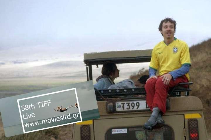Gabriel e a montanha TIFF 2016