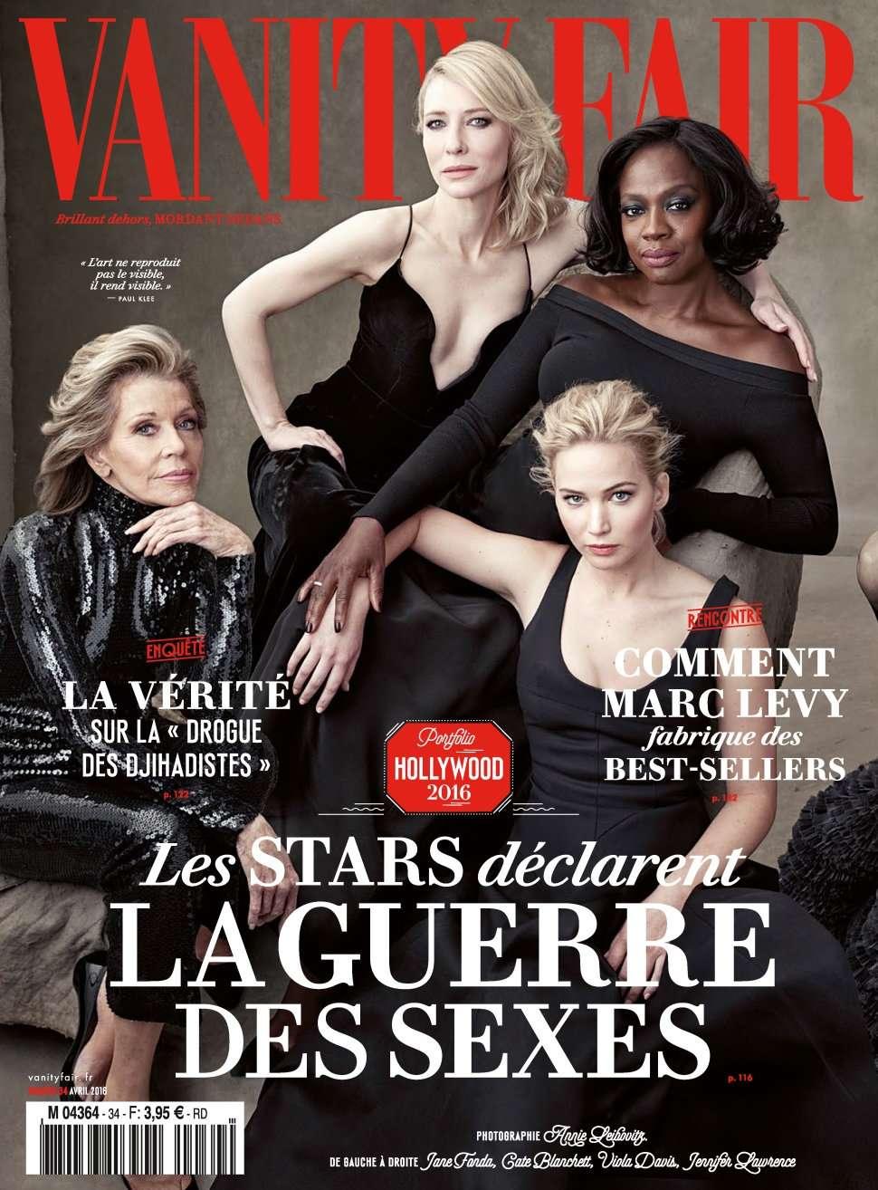 Vanity Fair 34 - Avril 2016