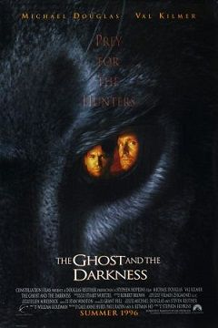 Hayalet Ve Karanlık - 1996 Türkçe Dublaj BDRip indir