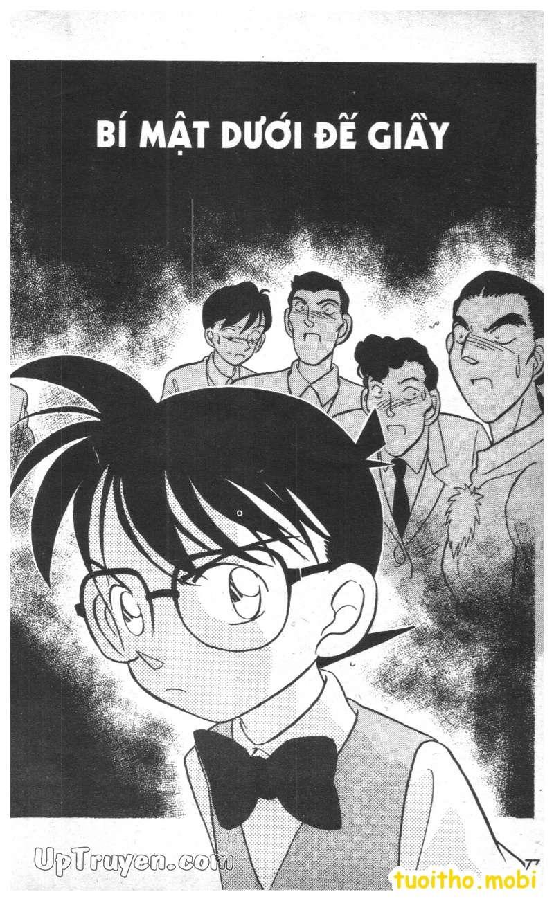 đọc truyện Conan bộ đặc biệt chap 22 trang 0