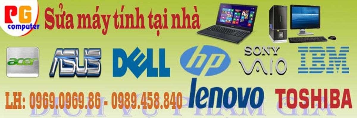 sửa chữa máy tính tại nhà Hà Nội giá rẻ