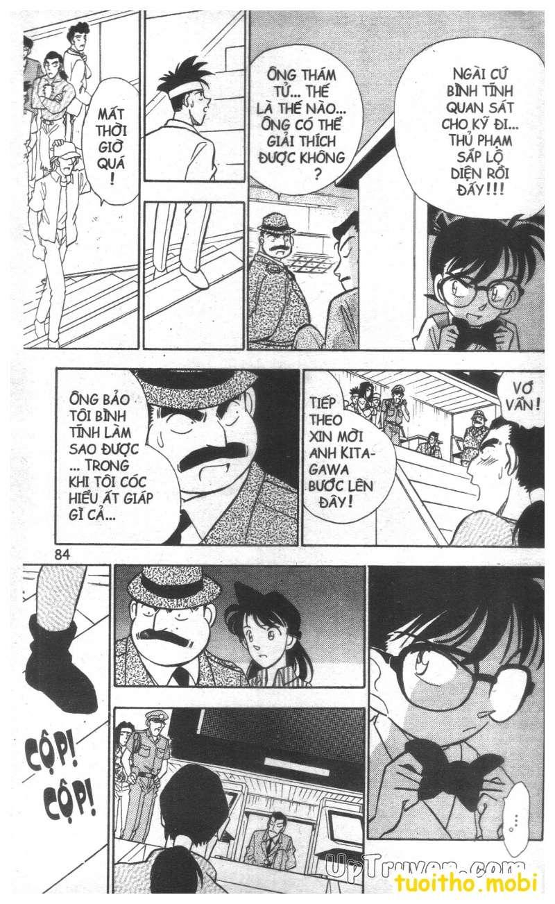đọc truyện Conan bộ đặc biệt chap 22 trang 7