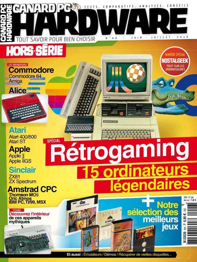 Canard PC Hardware Hors-Série - Juin-Juillet 2016