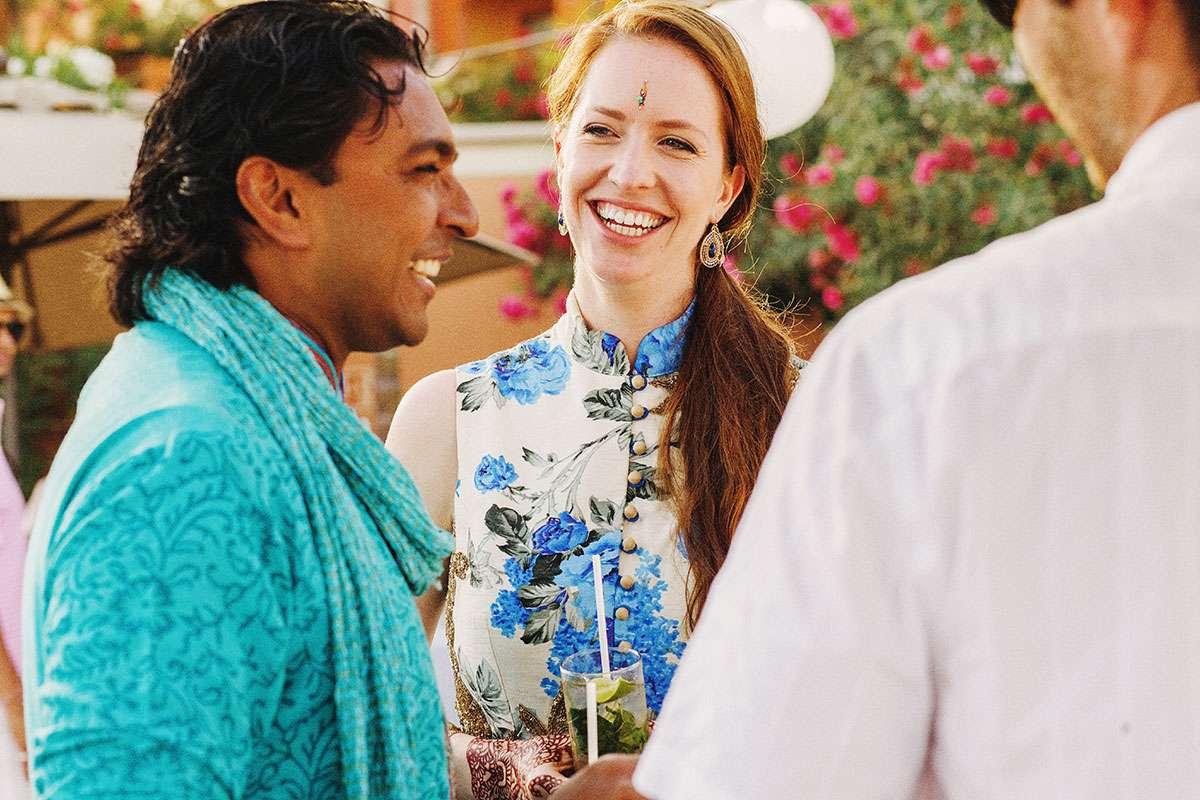 wedding at sheraton hacienda del mar los cabos mexico