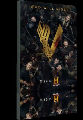 Vikings  - Stagione 5 (2017) [9/20] .mkv WEBMux 1080p & 720p ITA ENG Subs