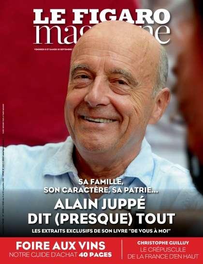 Le Figaro Magazine - 9 Septembre 2016