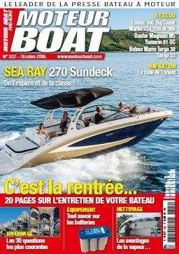 Moteur Boat Magazine - Octobre 2016