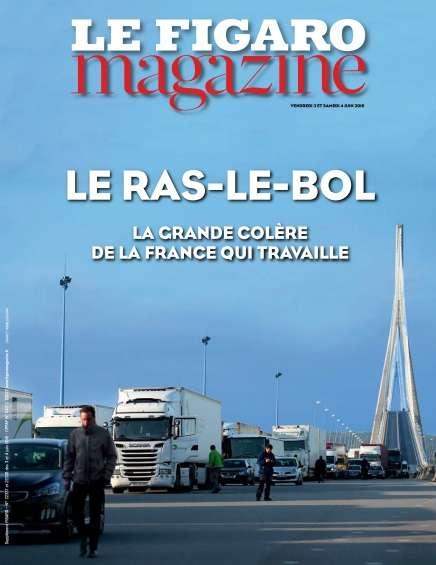 Le Figaro Magazine - 3 Juin 2016