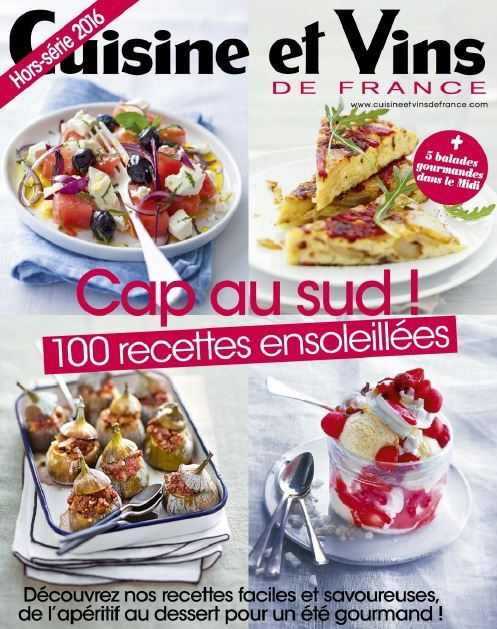 Cuisine et Vins de France Hors-Série - Été 2016