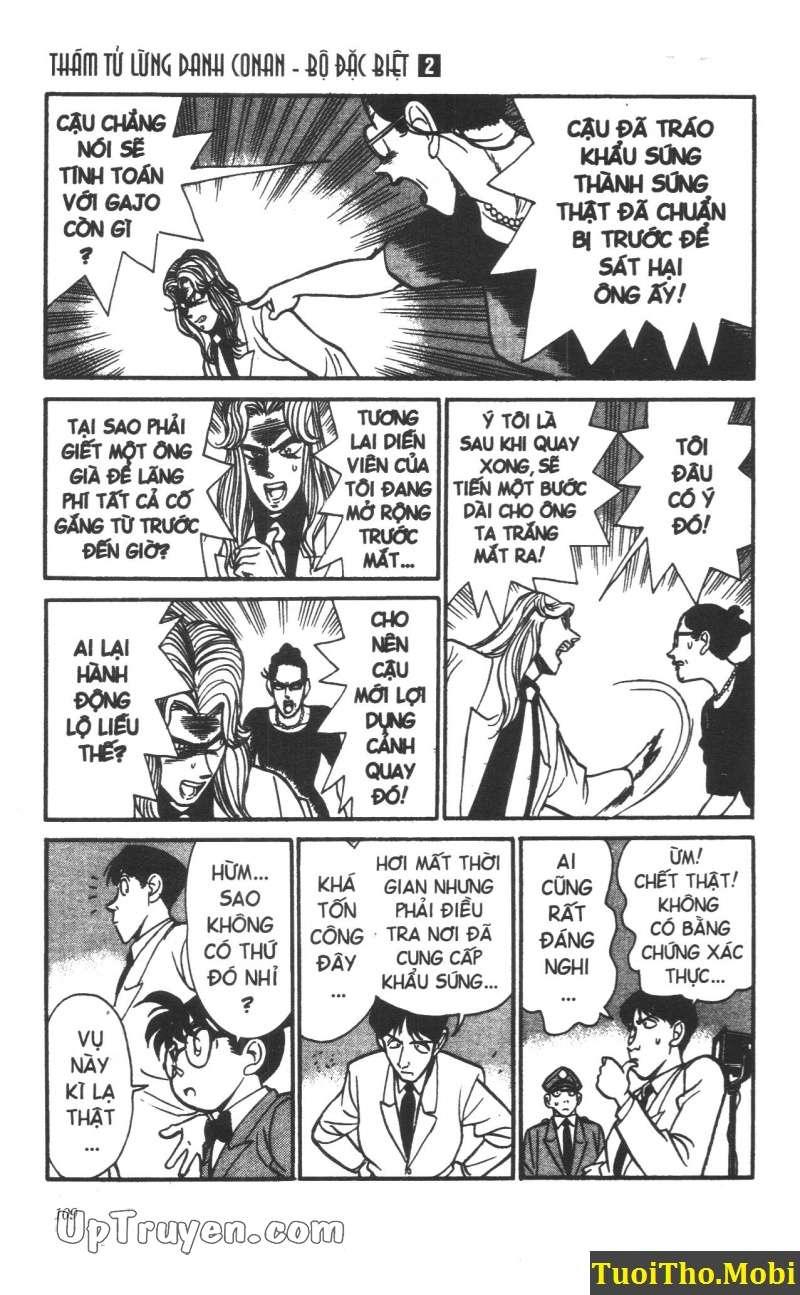 đọc truyện Conan bộ đặc biệt chap 14 trang 18