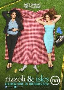 რიცოლი და აილსი / Rizzoli & Isles